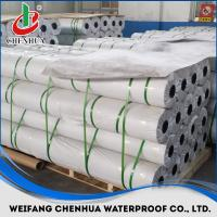 Buy PVC waterproofing membrane with fabric thickness 1.2mm-2.0mm all color at wholesale prices