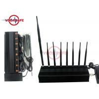Quality ICNIRP Standards GPS Tracker Jammer , Cell Phone GPS Jammer 5% - 80% Humidity for sale
