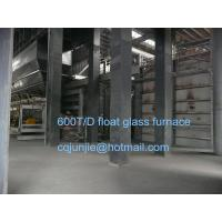 China Furnace of 600t/d float glass production line on sale