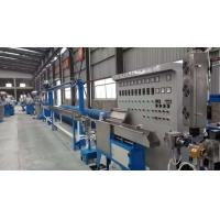 Quality High Speed Automotive Wire Production Equipment , Cable Manufacturing Plant  for sale
