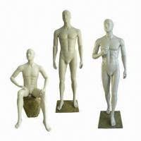 Quality New fashionable mannequins, made of fiberglass reinforced plastic, customized designs are accepted for sale