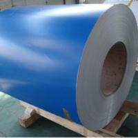 Quality 1100 PE / PVDF Fireproof Color Coated Aluminum Coil Thickness 0.3mm-2.0mm for sale