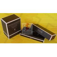 Quality Eco Friendly Wine Decorative Gift Boxes With Lids Uv Coating for sale