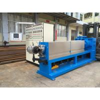 Quality Dual Color Dual Layer Electric Wire Cable Sheathing Machine High Speed Extrusion for sale