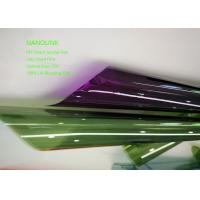 Quality Colored Inorganic Nano Ceramic Window Film Block Sunlight For Car / Building for sale