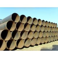 Quality APL 5L Grade B SAW Carbon Steel Water Pipe For Oil Casing , SCH30 Wall Thick for sale