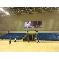 Buy 7.62mm Pixels Led Video Wall Display , Large Led Display Panels Easy To Move at wholesale prices