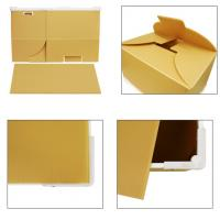 Quality Folding / Collapsible PP Plastic Corrugated Boxes For Moving / Packing / Storage for sale