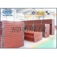 Quality High Corrosion Fuel Gas Boiler Fin Tube Economizer For Heat Reovery Systems for sale