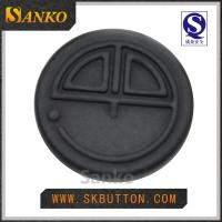 Buy cheap large manufacture black metal sewing shank buttons made in China from wholesalers