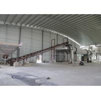 Quality Quartz Sand Dryer Machine / Industrial Sand Dryers With Hot Air Furnace for sale