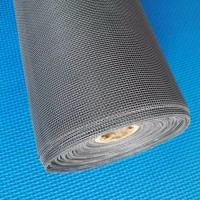 China Fiberglass  fly insect screen gray black  white color 3-5ft x 30 ft  fiberglass window screen to proventing insect on sale