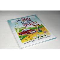 China Hardcover English Full Color Brochure Printing , Book Printing Services on sale
