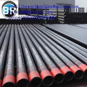 API 5 CT seamless oil 7 5/8/ 7 3/4 / 8 5/8/ 9 5/8 oilfield K55/ J55/ N80 /P110 casing pipe,ENDS EUE API 5CT N80 LTC