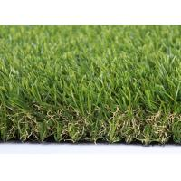 Quality PE Decorative Synthetic Artificial Grass Lead Free 30MM For Window Display for sale
