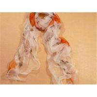 Buy cheap Fashion women 100% silk scarves from wholesalers
