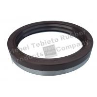 Quality High Temperature Rubber Oil Seal , Colored O Rings FKM Viton Material for sale