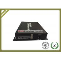 Quality 1 Channel Video Digital Optical Converter With BNC FC Port For CCTV Cameras for sale