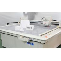 Quality 3D display from cardboard sample maker cutter plotter for sale