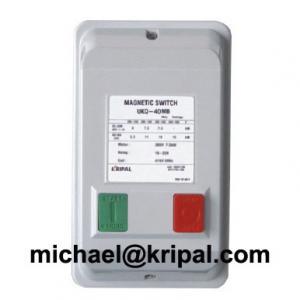 Quality magnetic contactor starter in dustproof & waterproof enclosure for sale