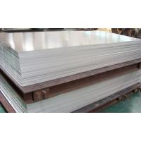 Quality Durable 6061 T6 Aluminum Sheet , 2mm Aluminium Sheet Apply To Railway Carriage for sale