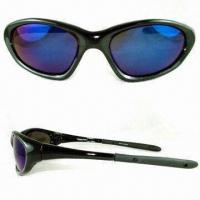 Quality Oakley-like Sport Sunglasses in Popular Style, Suitable for Promotions for sale
