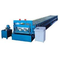 Quality Blue Color Smart Sheet Metal Forming EquipmentWith 688mm Width PPGI Coil for sale
