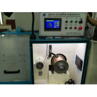Quality Industrial Super Fine Vertical Wire Drawing Machine Control By PLC And Touch Screen for sale