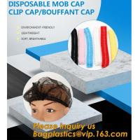 Quality Disposable MON CAP, CLIP CAP,BOUFFANT CAP,medical disposable surgical head caps,nonwoven mob cap,hair net NURSE CAP, MED for sale