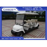 Buy Free Maintain  Battery Electric Golf Club Cart 48 Voltage With PC Windshield at wholesale prices