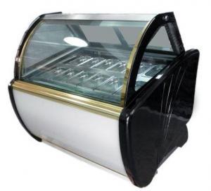 Quality Gelato Display Showcase for sale