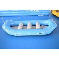 China Inflatable Rafting Boat / Whitewater Raft For Adventure Games on sale