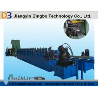 Buy cheap Touch Screen PLC Control Rack Upright Roll Forming Machine For Hydraulic Station Power 5.5kw from wholesalers