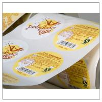 Quality Hot Sale Packaging Adhesive Paper Sticker Printing / Custom Printed Labels / Water Bottle Label Sticker for sale