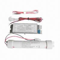 Buy LED emergency light with 4 to 20W power and T8 base at wholesale prices
