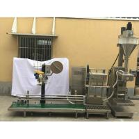 25kg packing machine Lift type powder filling machine,Semi