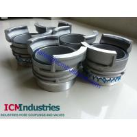 Quality Aluminium Guillemin coupling with latch/lock /French coupling for sale