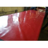 Quality 24Mpa , 35Shore A , Red Gum Rubber Sheet , Pure Natural Rubber Sheet , Para Rubber Sheet , Industrial Rubber Sheet for sale