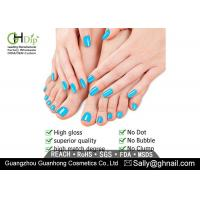Blue Color Nail Dip Powder 3 in 1 set, Perfect Match Gel