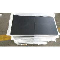 "Quality Black Marine Board HDPE Polyethylene Plastic Sheet 1/4"" - 0.250"" Thick Textured for sale"