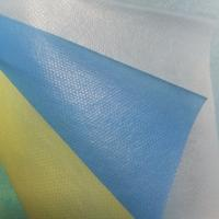 Quality Coated Laminated Non Woven Fabric / Disposable Non Woven Fabric For Medical Use for sale