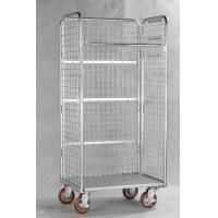 Quality Customized Metal Steel Shelf Rack / Steel Wire Rack 500kgs Weight Capacity for sale