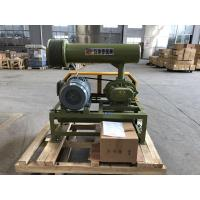 China Low Vibration 10KPA - 80KPA Three Lobe Roots Blower BK5003 For Pipe Clearing on sale