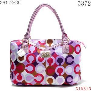 Quality Coach handbag Women shoulder handbag ladies designer handbag for sale
