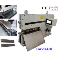 Quality Peumatic PCB Depanelizer Machine Guillotine Cut-off Tools , Guillotine type for sale