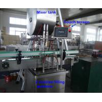 Quality CE Automatic Drum Filling Equipment Hot Fill Machine For Sticky Liquid for sale