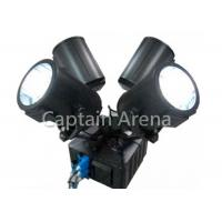 Quality ROHS SGS LED Profile Spot Stage Spotlights Four Head Search Light Stand - alone Mode for sale