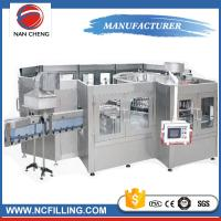 Quality Different kinds of supplier automatic bottle washing filling capping machine for sale