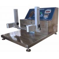 Quality High Erosion Resistance Abrasion Testing Machine with 3 Testing Grips for sale