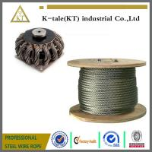 round anti-vibration mount / wire rope isolator